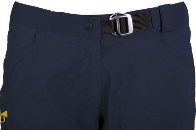 Rum 3.0 Lady Shorts carbon detail opasek
