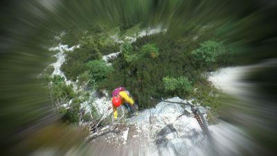 8 V Siega Klettersteig