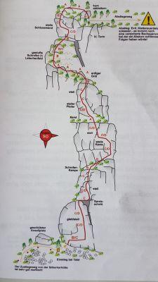 14 Siega Klettersteig