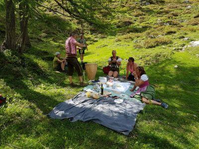 11 Vyzkoušejte pravý alpský piknik