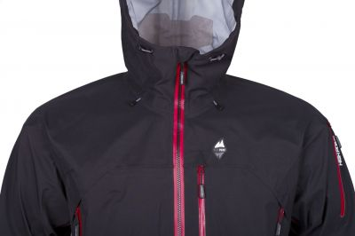 Protector 5.0 Jacket Black_detail