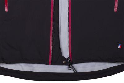 Protector 5.0 Jacket Black_vnitřní léga s okapnicí