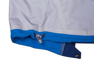 Protector 5.0 Jacket Blue_Dark Blue_ stahování spodního okraje bundy