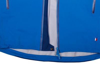 Protector 5.0 Jacket Blue_Dark Blue_vnitřní léga s okapnicí