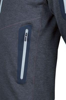 Woolion_Merino_Sweatshirt_antracit_detail spodní kapsa