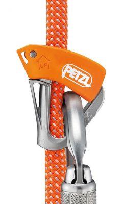 Petzl B01B TIBLOC blokant pro lano 8-11mm Oranžová
