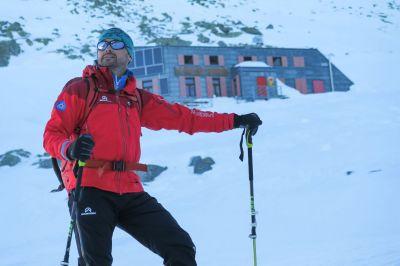 Pavol Lutišan Protector 5.0 Jacket a Pants-Rysy levý pilíř