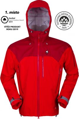 Protector 5.0 Jacket Red Dahlia
