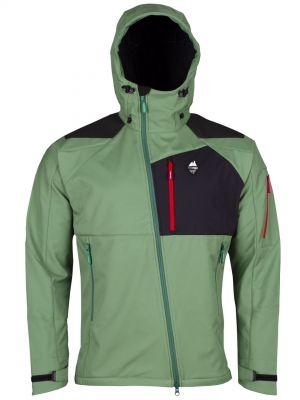 Stratos Hoody Jacket Elm Green