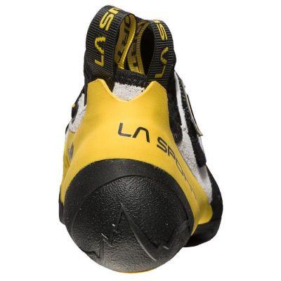 La Sportiva Solution white-yellow