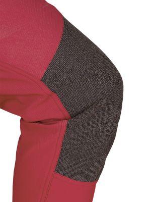 Gondogoro 2.0 Pants - detail koleno vyztužení a tvarování