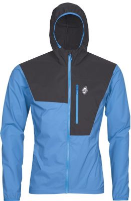 Helium Pertex Jacket swedish blue_black
