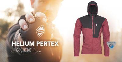 Helium Pertex Jacket