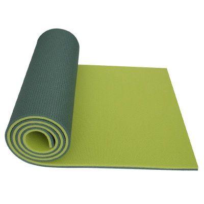 Yate karimatka dvouvrstvá 12 mm hráškově zelená/tmavě zelená
