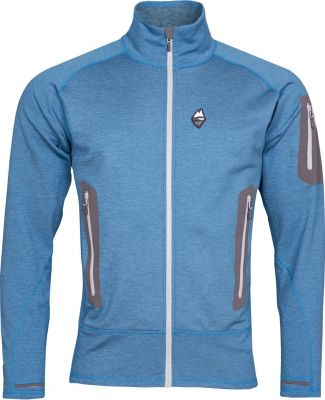 Woolion 2.0 Merino Sweatshirt swedish blue