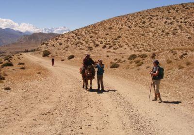 5a Cestou do Lo Manthangu