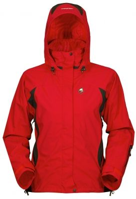 Sally Lady Jacket red