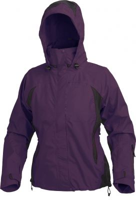 Sally Lady Jacket violet/black