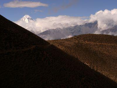 13a Rozloučení s Dhaulágirí