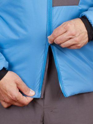 Epic Jacket swedish_blue-možnost rozepnout bundu od spodu