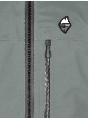 Protector Brother 5.0 Jacket laurel khaki - detail horní kapsa