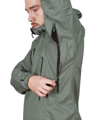 Protector Brother 5.0 Jacket laurel khaki - detail odvětrání