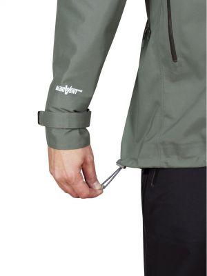 Protector Brother 5.0 Jacket laurel khaki - detail stažení spdoního okraje