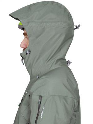 Protector Brother 5.0 Jacket laurel khaki - kapuce s přilbou