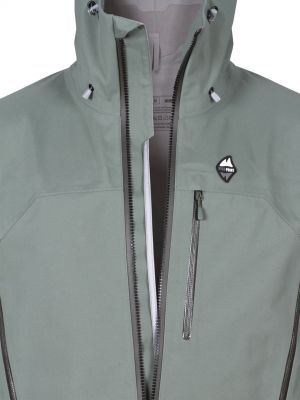 Protector Brother 5.0 Jacket laurel khaki - detail lega s okapnicí.jpg