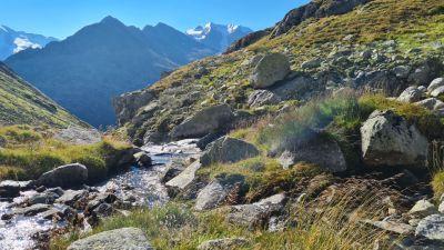 5c horský potok