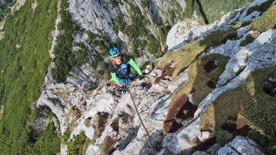 9) Hřeben na vrchol Gr. Donnerkogelu
