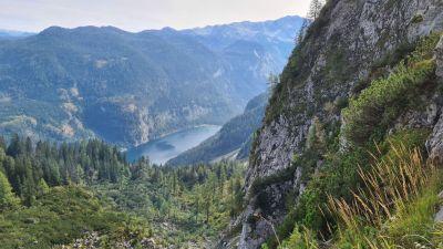 11) Jezero Gousau