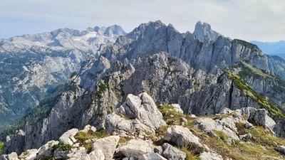12) Skupina Dachsteinu