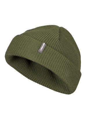 Alpha Merino Cap dark green.jpg