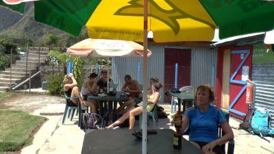 6c Odpočinek v Îlet des Orangers