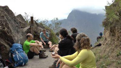 6d V sedle La Breche 1293 m