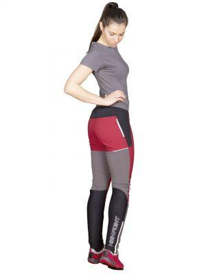 Gale 3.0 Lady Pants Brick Red-Iron Gate + Code 2.0 SS Lady