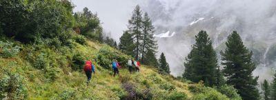 Turistika a treking