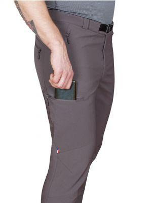 Atom Pants Iron Gate detail kapsa na stehně