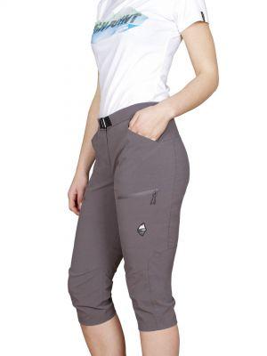 Alba Lady 3_4 Pants Iron Gate - modelka.jpg