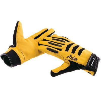 Lezecké a ferratové rukavice