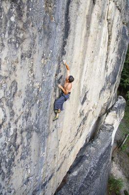 Johny a víkend ve skalách