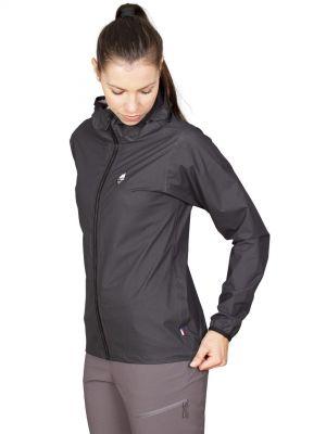 Active Lady Jacket black - modelka
