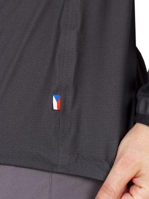 Active Lady Jacket black všitá vlajka
