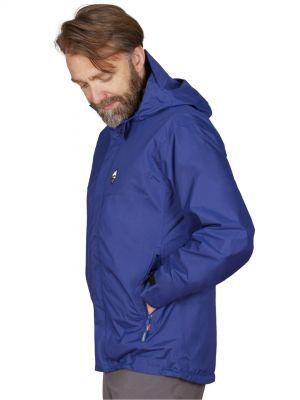 Montanus Jacket Dark Blue - pohled z boku