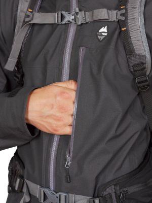 Cliff Jacket black - detail hrudní kapsa