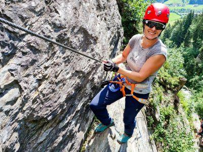 5 - Talbach Klettersteig