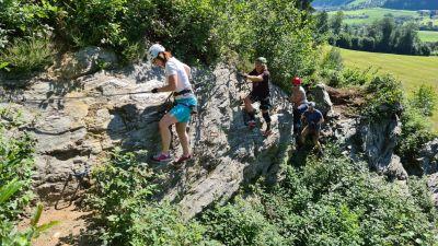 4 - Talbach Klettersteig
