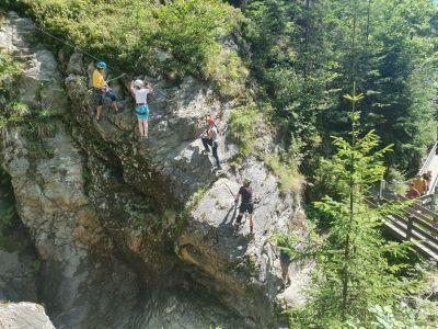7 - Talbach Klettersteig