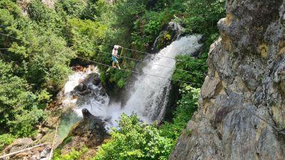 8 - Talbach Klettersteig